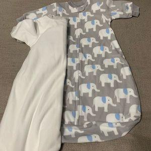 Carter's One Pieces - Carters Sz:Small Baby Sacs Bundle